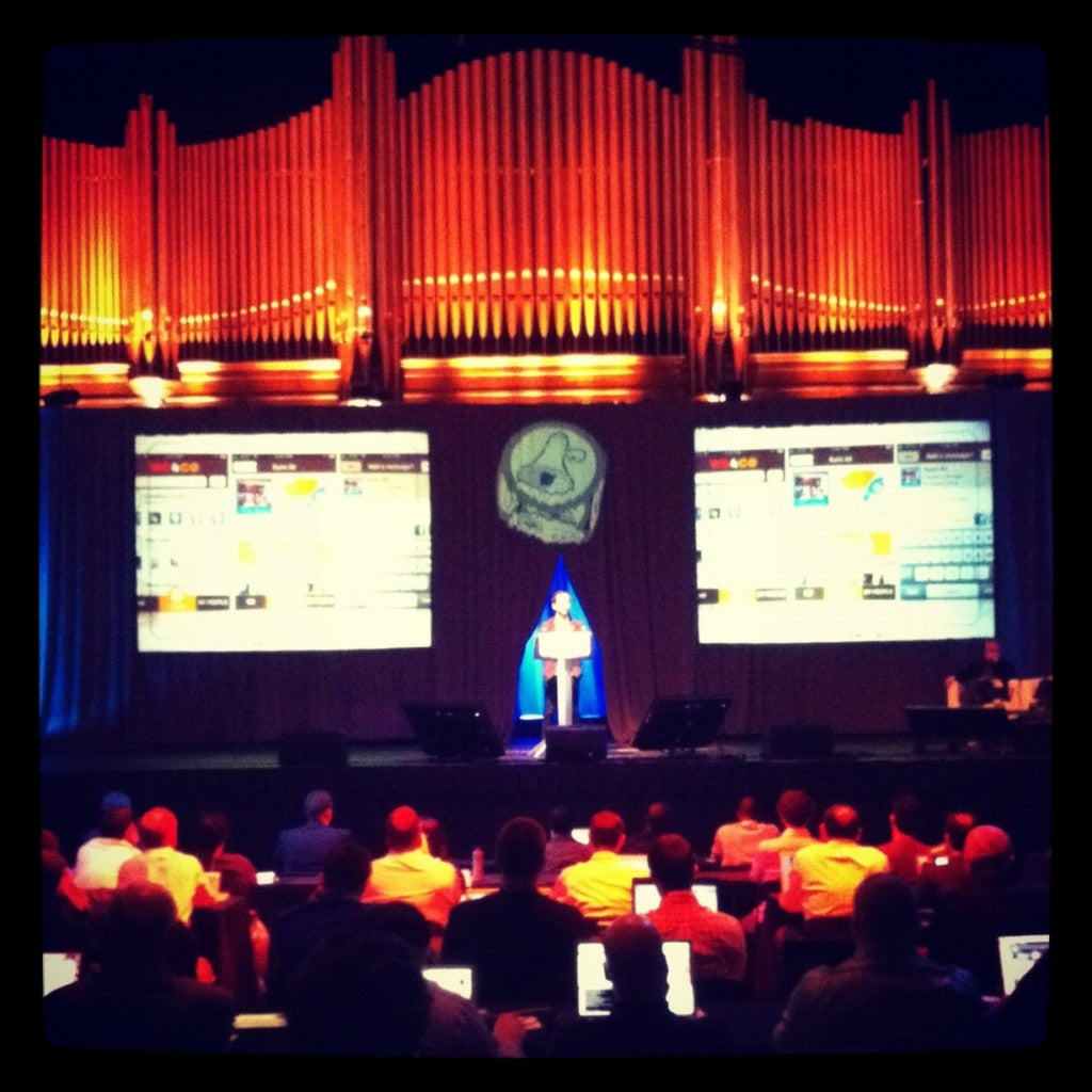 Startup Riot 2012 Presentation Recap