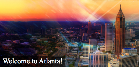 The [Un]Official Guide to Cloudforce Atlanta 2012 - Welcome to Atlanta!