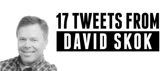 David Skok's Sales Wisdom: 17 Lessons