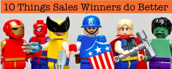 Sales champions