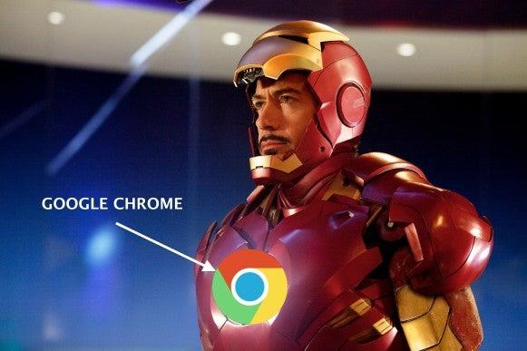 Tony Stark copy
