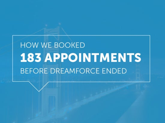 183AppointmentsDreamforce
