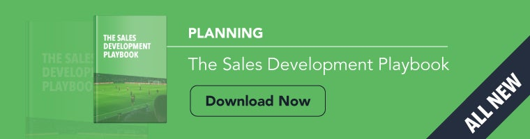 sales development onboarding