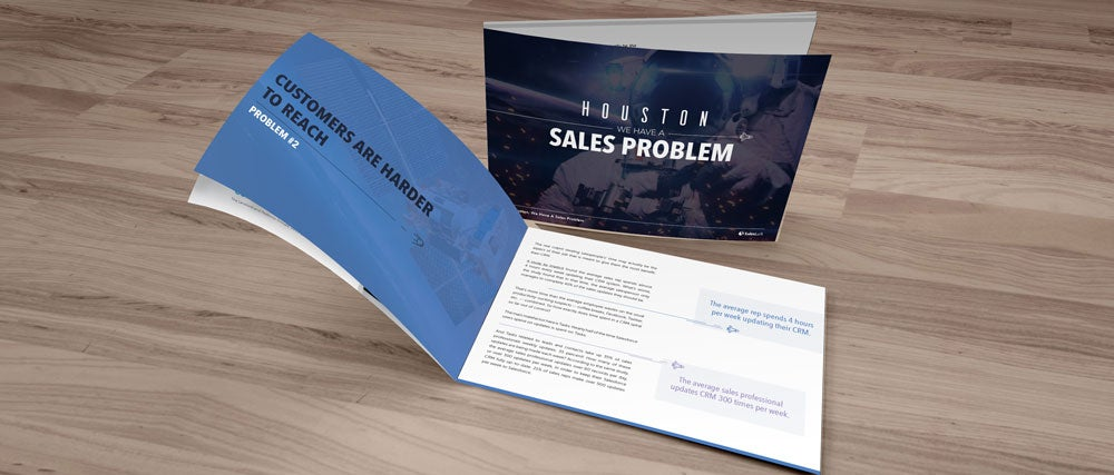 sales problems eBook