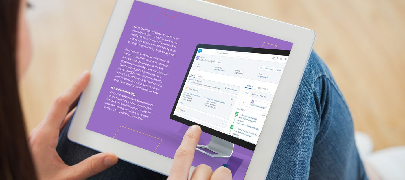 salesforce-ipad-operations