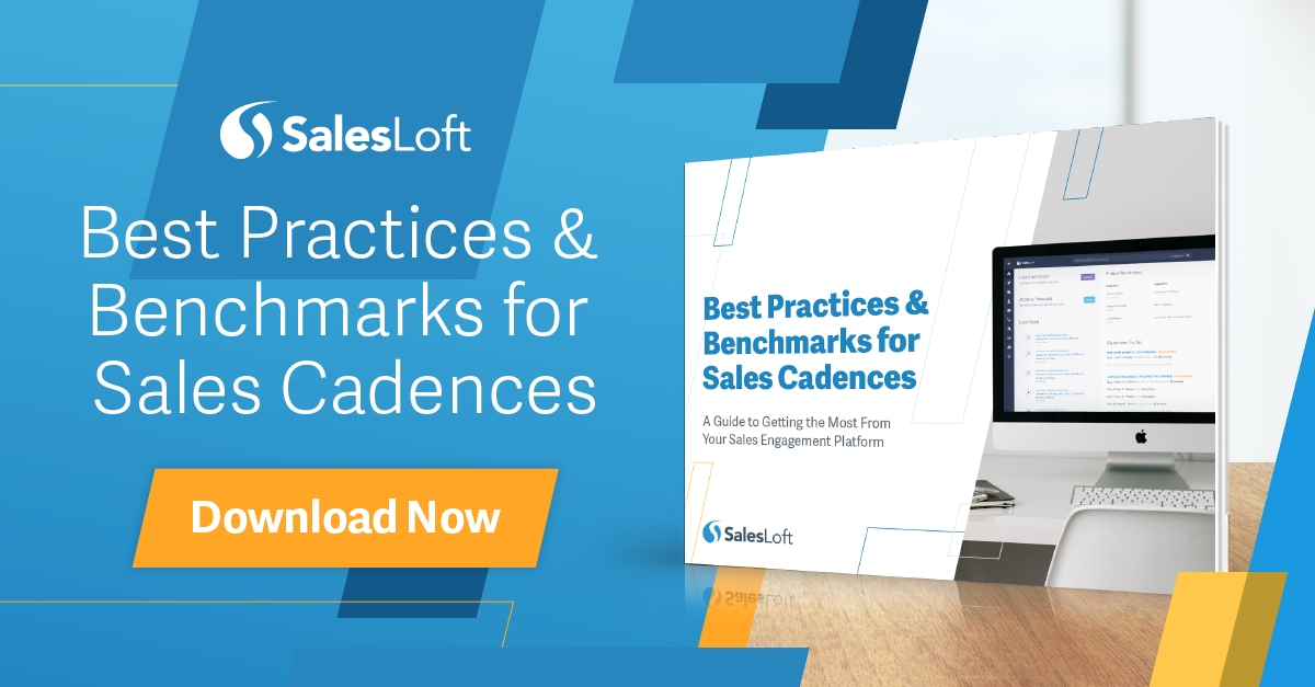 Best Practices & Benchmarks for Sales Cadences