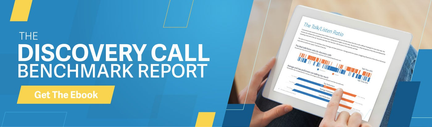 The Discovery Call Benchmark Report