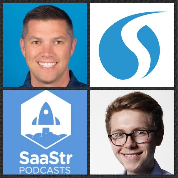 SaaStr Podcast with Kyle Porter, SalesLoft CEO