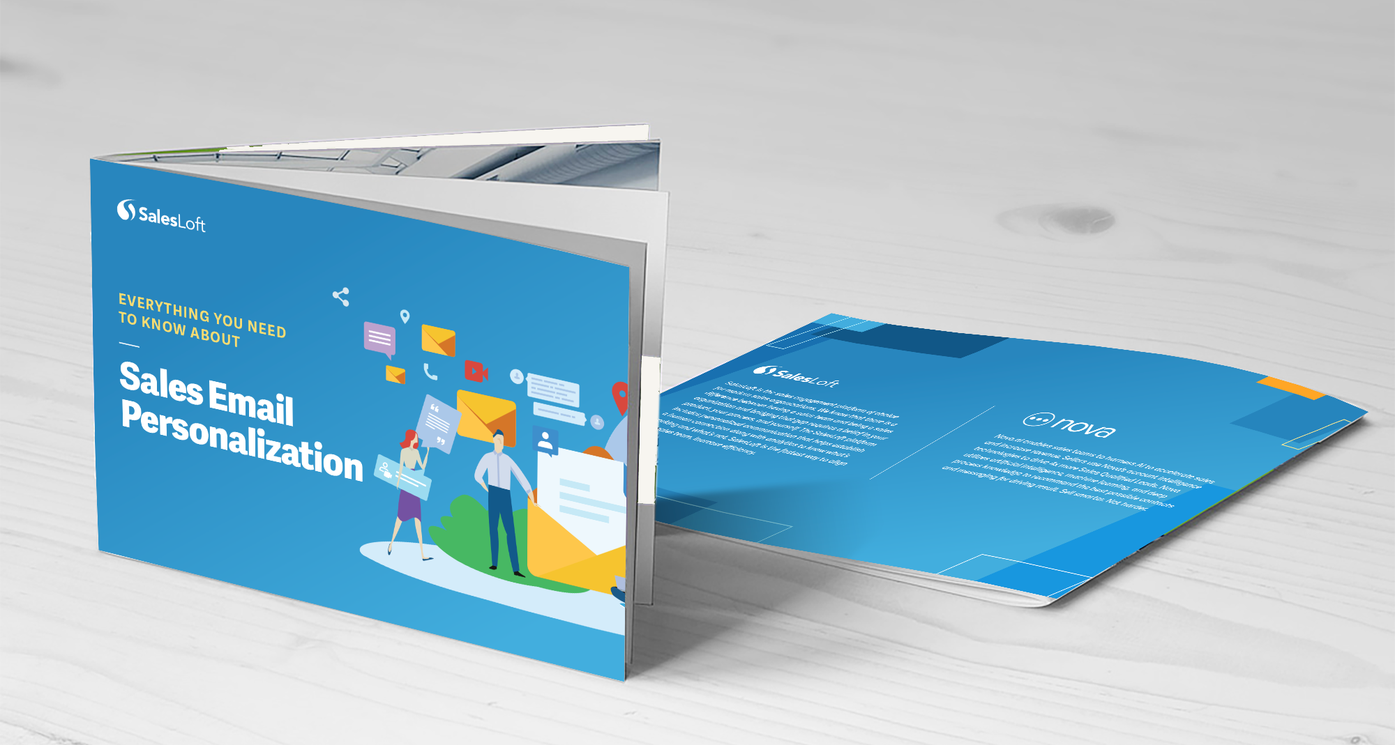 Sales Email Personalization eBook