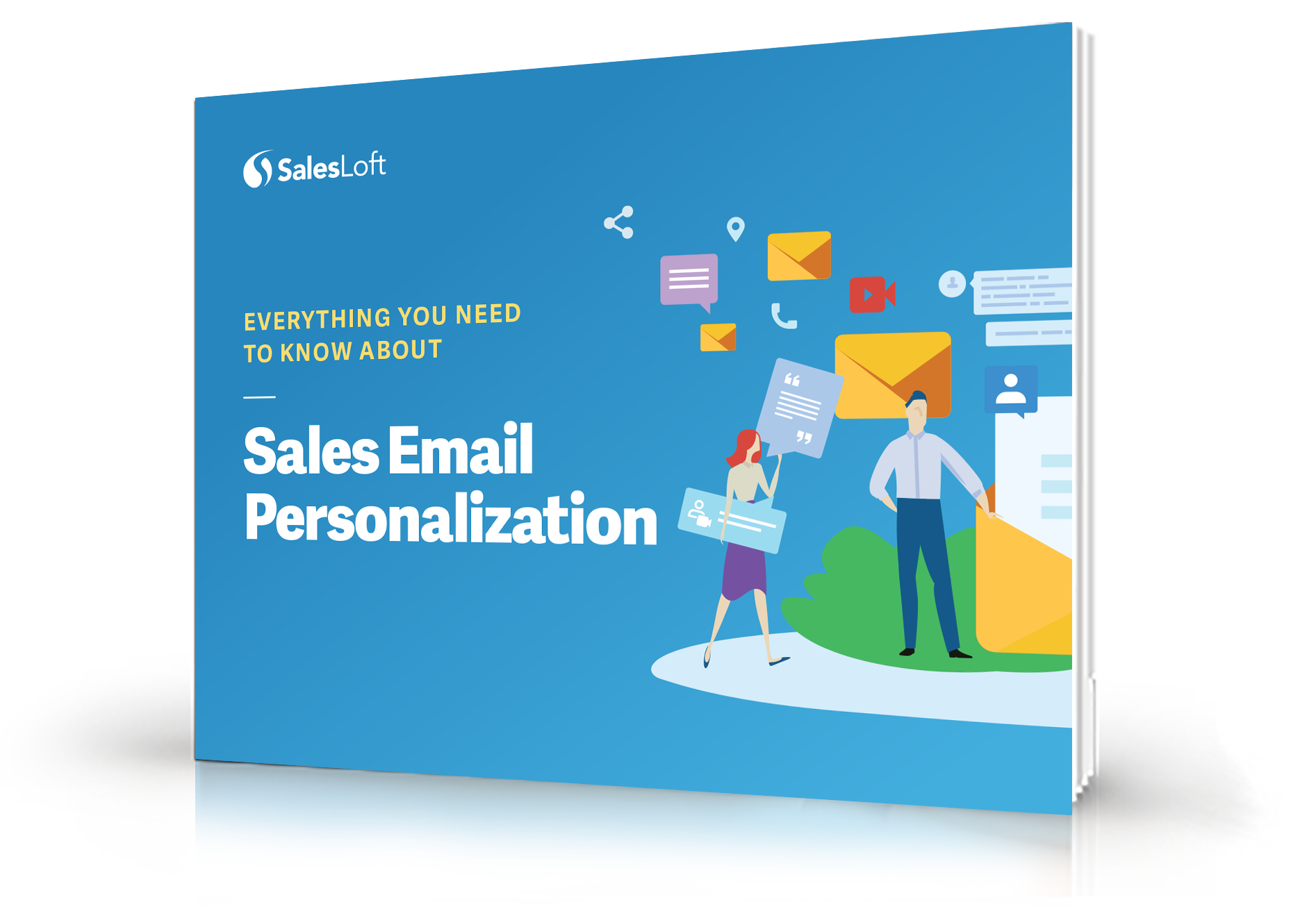 Everything You Need to Know About Sales Email Personalization