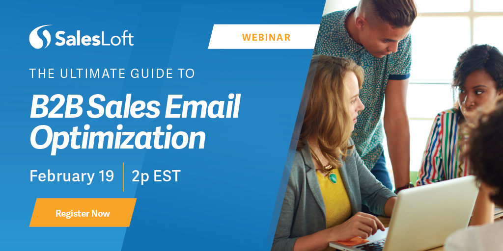 The Ultimate Guide to B2B Sales Email Optimization