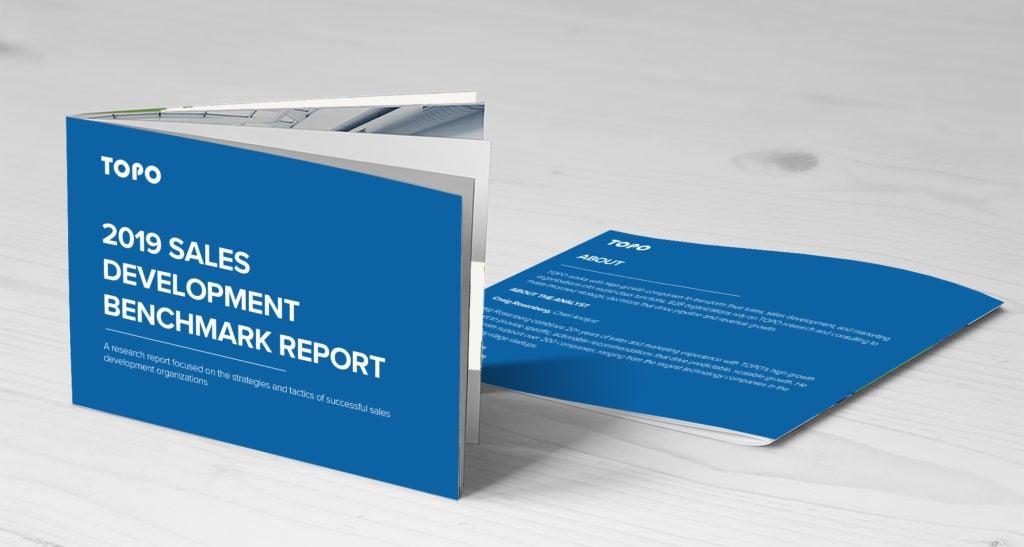 topo dev benchmark report