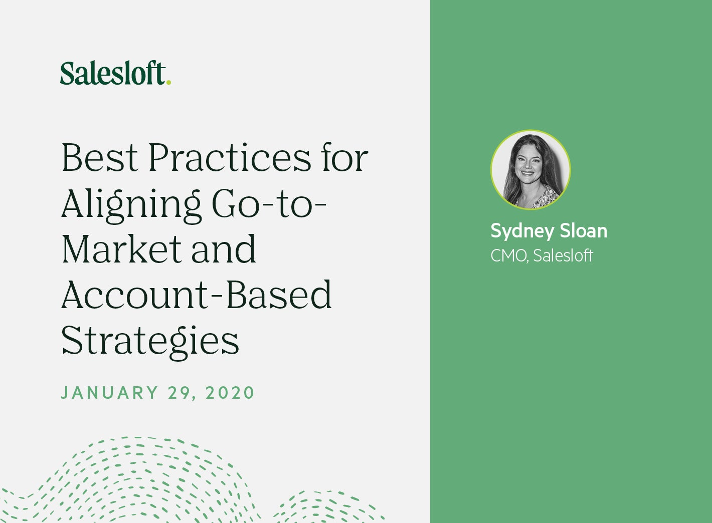 Best Practices for Aligning Go-to-Market and Account-Based Strategies