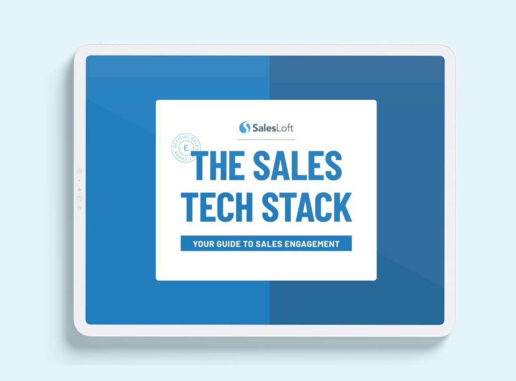 The Sales Tech Stack: Your Guide to Sales Engagement