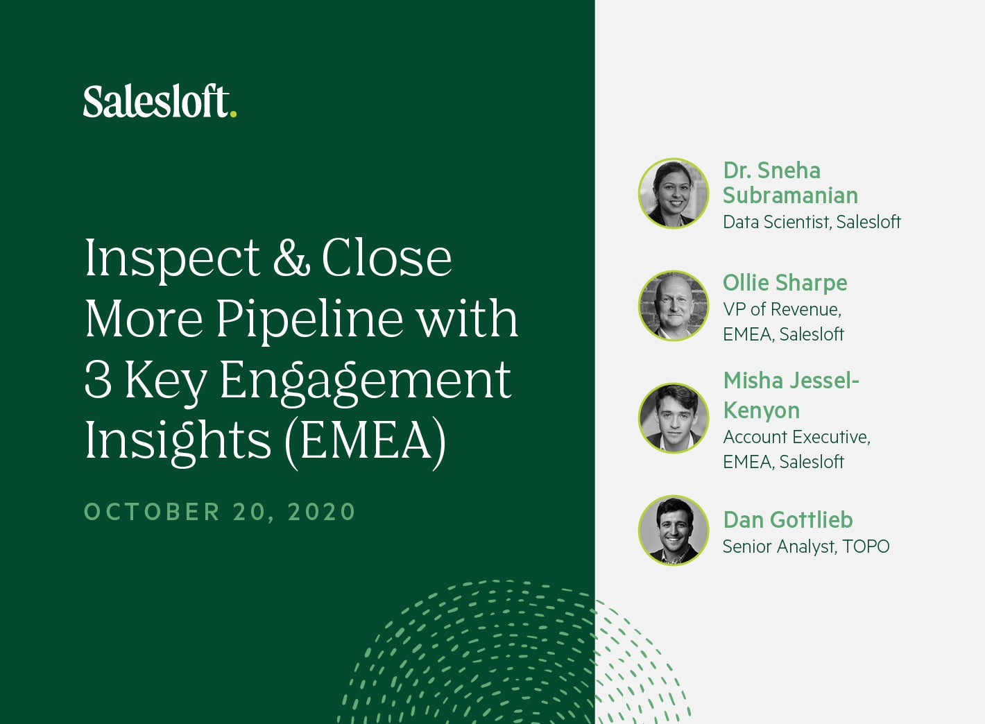 Inspect & Close More Pipeline with 3 Key Engagement Insights (EMEA)
