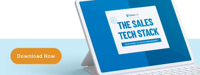 Sales Tech Stack Your Guide to Sales Engagement footer