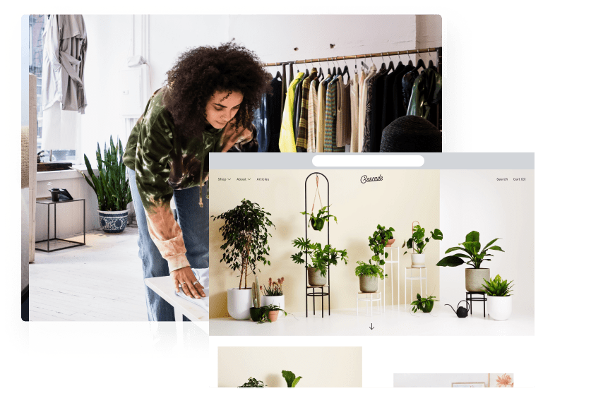 Shopify case study who is shopify