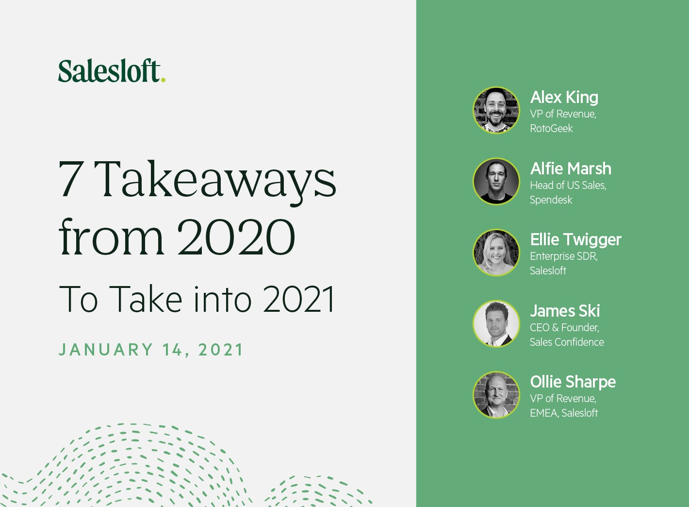 7 Biggest Takeaways from 2020 to Take Into 2021