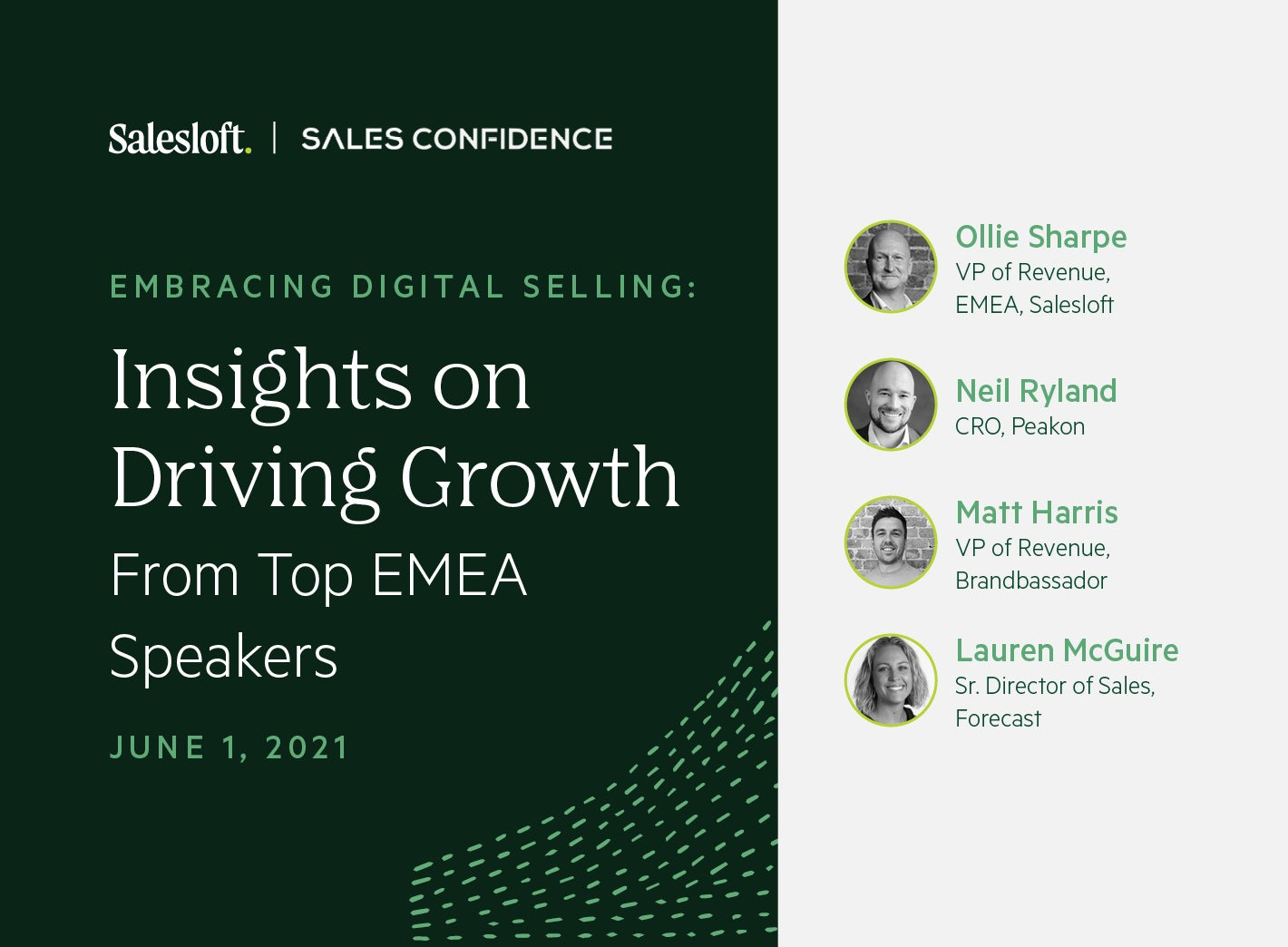 Insights on Growth from Top EMEA Sales Leaders