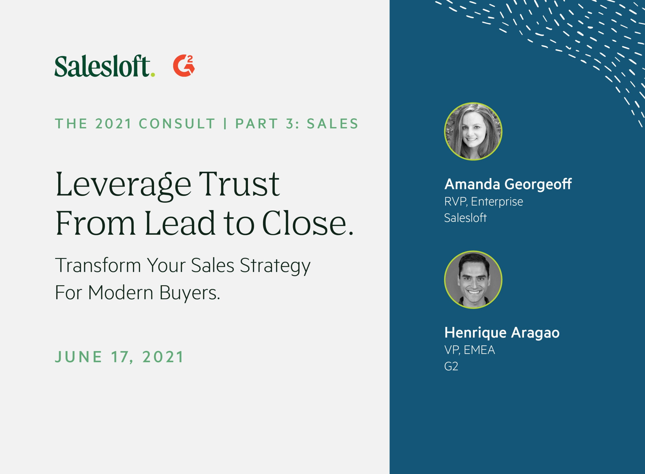 Leverage Trust From Lead To Close